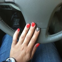 Photo taken at Nancy's Nails by Taylor S. on 9/19/2012