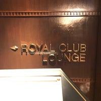 Foto tirada no(a) Royal Club Lounge por Kenny L. em 10/6/2017