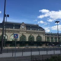 Photo taken at Gare de Lyon-Brotteaux by Kenny L. on 3/27/2015