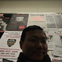 Photo taken at NYPD - Midtown South Precinct by Kenny L. on 3/5/2017