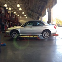 Photo taken at America's Tire Store by Katie M. on 11/15/2013