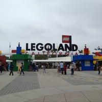 Photo taken at Legoland California by Katie M. on 6/7/2013