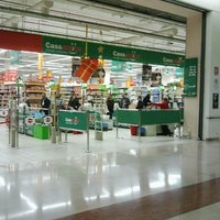 Photo taken at Centro Commerciale Auchan by Luigi D. on 11/24/2012