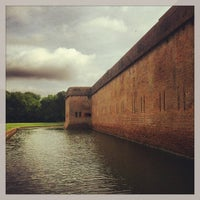 Photo taken at Fort Pulaski by Patrick Mccolgan on 7/1/2013