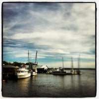 Photo taken at Cumberland Lady (ferry To Cumberland Island) by Paddy 🐺🐺 on 1/13/2014