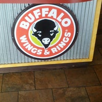 Photo taken at Buffalo Wings & Rings by Berkeley Kevin A. on 10/4/2012