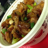 Photo taken at The Flame Broiler by Raymond Y. on 1/11/2014