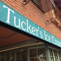 Photo taken at Tucker's Ice Cream by Raymond Y. on 5/28/2013