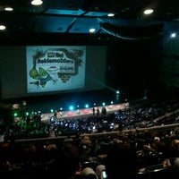 Photo taken at Sava centar by Mila P. on 12/22/2012
