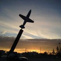 Снимок сделан в Международный аэропорт Кольцово (SVX) пользователем Aleksandr N. 6/9/2013