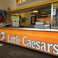 Photo taken at Little Caesars Pizza by George P. on 2/14/2013