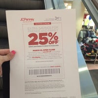 Photo taken at JCPenney by Nicole M. on 3/24/2014