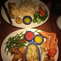Photo taken at Red Lobster by Nicole M. on 3/20/2016