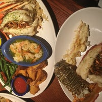 Photo taken at Red Lobster by Nicole M. on 4/20/2016