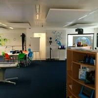 Photo taken at Future Classroom Lab (at European Schoolnet) by Winnie V. on 6/26/2014