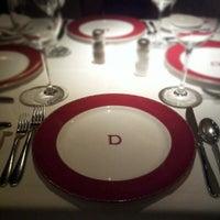 Photo taken at Delmonico Steakhouse by Dmytro O. on 11/9/2012