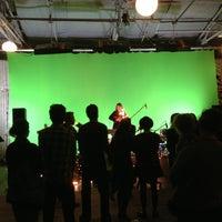 Photo taken at Dirt Cheap Studios by Trevor D. on 1/4/2013