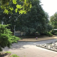 Photo taken at Caféteria im Tierpark Berlin by Franz-Michael D. on 8/8/2017