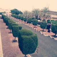 Photo taken at College of Arts | كلية الاداب by Abdulrahman A. on 1/31/2013