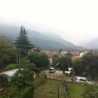 Photo taken at Comune Di Cugliate Fabiasco by Aline d. on 10/4/2013