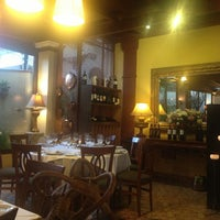 Photo taken at Tehuelche Grill Argentino by Анна Б. on 5/31/2013