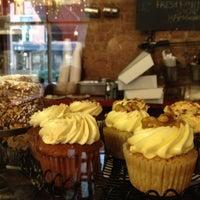 Photo taken at Tazza Bakery Enoteca by Ben G. on 9/28/2012