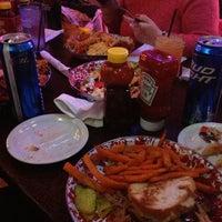 Photo taken at Jethro's BBQ by Lyndsay C. on 3/18/2013