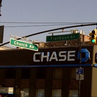 Photo taken at Flatbush & Church Ave by Ba¡lعyڪ® on 10/20/2012