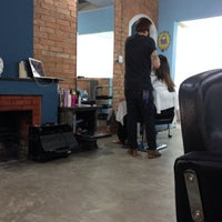 Foto tirada no(a) The Hairdresser por Marina T. em 1/8/2014