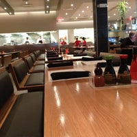 Photo taken at wagamama by Erin H. on 12/2/2012