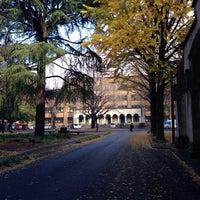 Photo taken at University of Tokyo Yayoi Campus by Yuna U. on 12/10/2013