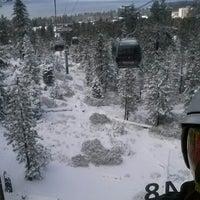 Photo taken at Heavenly Gondola by DavidPatrone P. on 12/12/2012