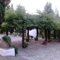 Photo taken at Cortijo Los Olivares by Miguel Antonio M. on 7/20/2013