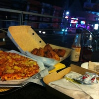 Photo taken at Yellow Cab Pizza Co. by X Lovelyn P. on 7/23/2013