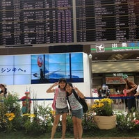 Photo taken at NRT Terminal 2 by hOnEyBuBbLeS on 7/30/2013