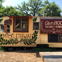 Foto tirada no(a) Micklethwait Craft Meats por Meredith P. em 5/10/2016
