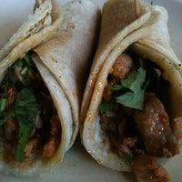Photo taken at Restaurante La Santa Cruz by Manuel E. on 3/18/2013