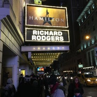 2/15/2016にKyle M.がRichard Rodgers Theatreで撮った写真