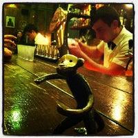 Снимок сделан в Mr. Drunke Bar пользователем Денис Г. 11/27/2011