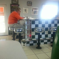 Photo taken at 50s Diner Backseat Bar by Chrysty B. on 10/15/2013