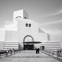 Photo taken at Museum of Islamic Art (MIA) by marianne h. on 1/13/2013