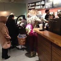 Photo taken at Starbucks by Stephanie B. on 2/26/2013
