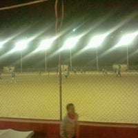 Photo taken at Campo Do Rádio by Ibrahim S. on 9/21/2012