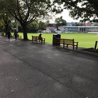 Photo taken at College Park (Páirc an Choláiste) by Gary W. on 8/19/2017