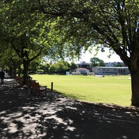 Photo taken at College Park (Páirc an Choláiste) by Gary W. on 5/19/2017