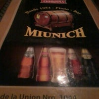 Photo taken at Bar Munich by Any C. on 12/9/2012