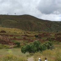 Photo taken at Ruinas Piquillaqtay by Any C. on 4/1/2014