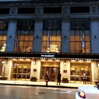 Photo taken at JW Marriott Chicago by LimoBank S. on 2/27/2013