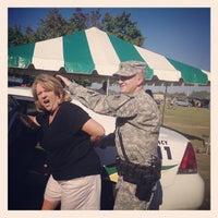 Photo taken at Fort Gordon by Linda B. on 10/7/2012