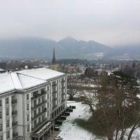 1/24/2013にEvgeny B.がGrand Hotels Bad Ragazで撮った写真